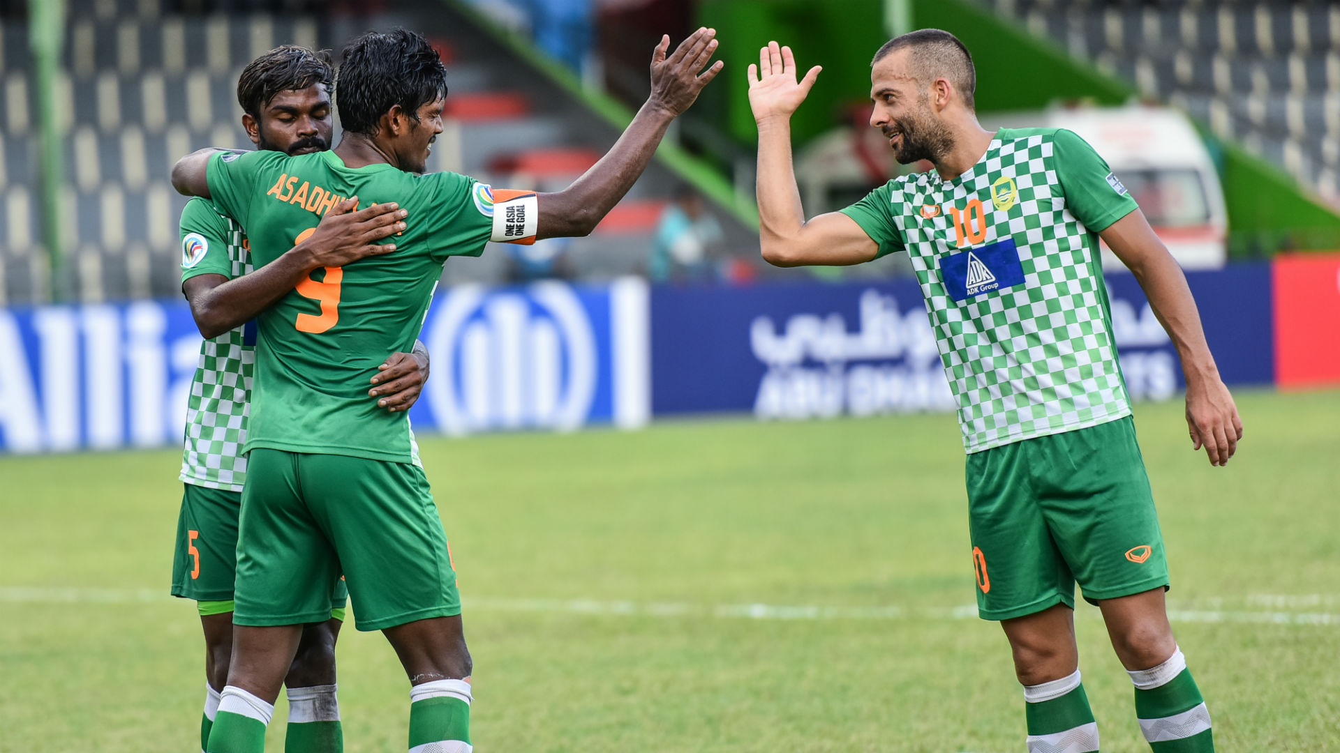 Maziya Mohun Bagan AFC Cup Group Stage 2017
