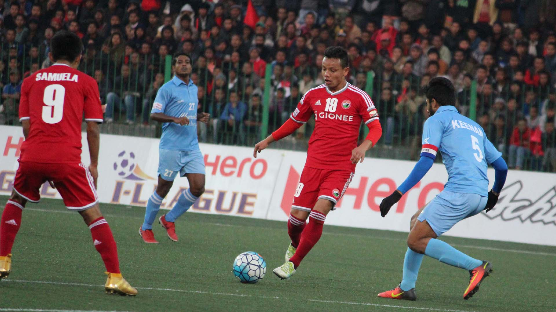 Redeem Tlang Shillong Lajong FC East Bengal I-League