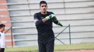 Gurpreet Singh Sandhu Indian National Team training session