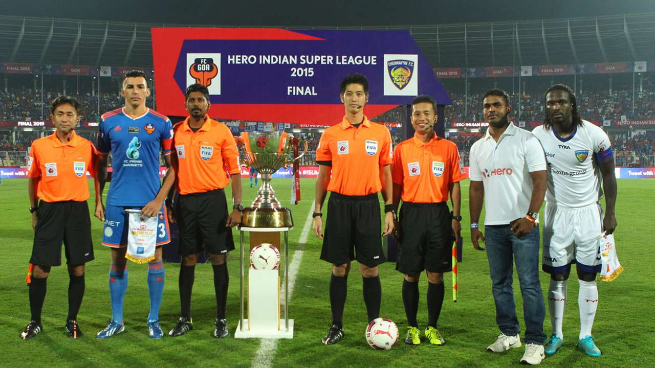 Lucio Bernard Mendy FC Goa Chennaiyin FC ISL season 2