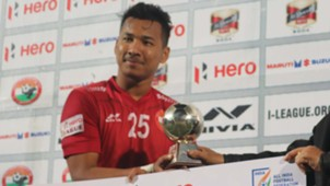 Alen Deory Shillong Lajong FC Gokulam I-League 2017/2018