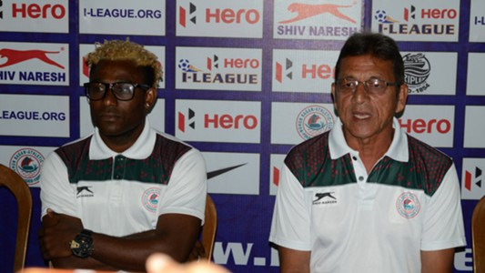 Sanjoy Sen Sony Norde Mohun Bagan I-League