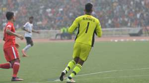 Albino Gomes Aizawl FC East Bengal FC I-League 2017