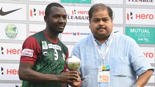 Dipanda Dicka Mohun Bagan Aizawl FC I-League 2017/2018