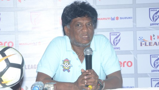 Soundararajan Chennai City FC I-League 2017/2018