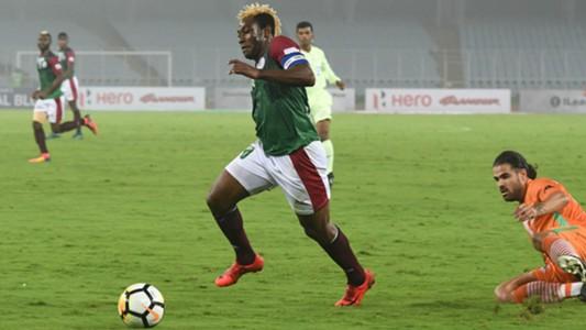 Sony Norde Mohun Bagan NEROCA FC I-League 2017/2018