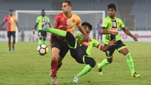 East Bengal Gokulam FC I-League 2017/2018
