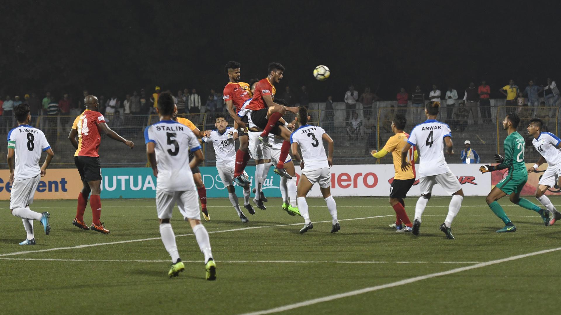East Bengal Indian Arrows I-League 2017/2018