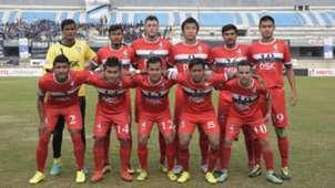 Minerva Punjab FC DSK Shivajians FC I-League 2017