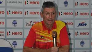 Trevor Morgan Bengaluru FC East Bengal I-League 2017