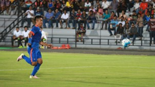 Sunil Chhetri India Puerto Rico International Friendly