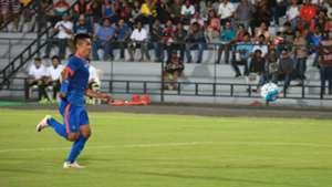 Sunil Chhetri India Puerto Rico International Friendly