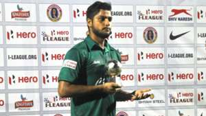 Naveen Kumar East Bengal Churchill Brothers I-League 2017