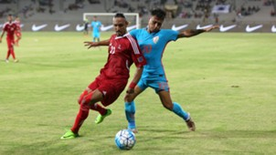 Jackichand Singh India Nepal International Friendly 2017