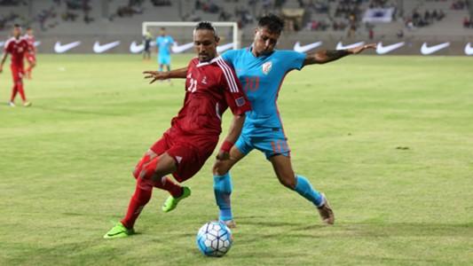 Jackichand Singh India Nepal International Friendly 2017