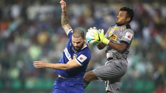 Debjit Majumder Chennaiyin FC Atletico de Kolkata ISL season 3 2016