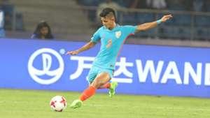 Jitendra Singh India U 17 FIFA U 17 World Cup 2017