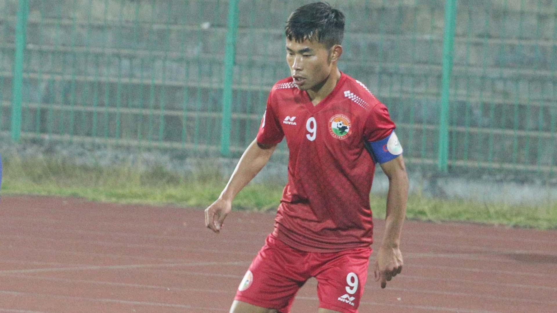 Samuel Lalmuanpuia Shillong Lajong FC I-League 2017/2018