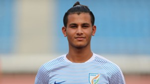 Anwar Ali FIFA U17 World Cup 2017 India U17 training