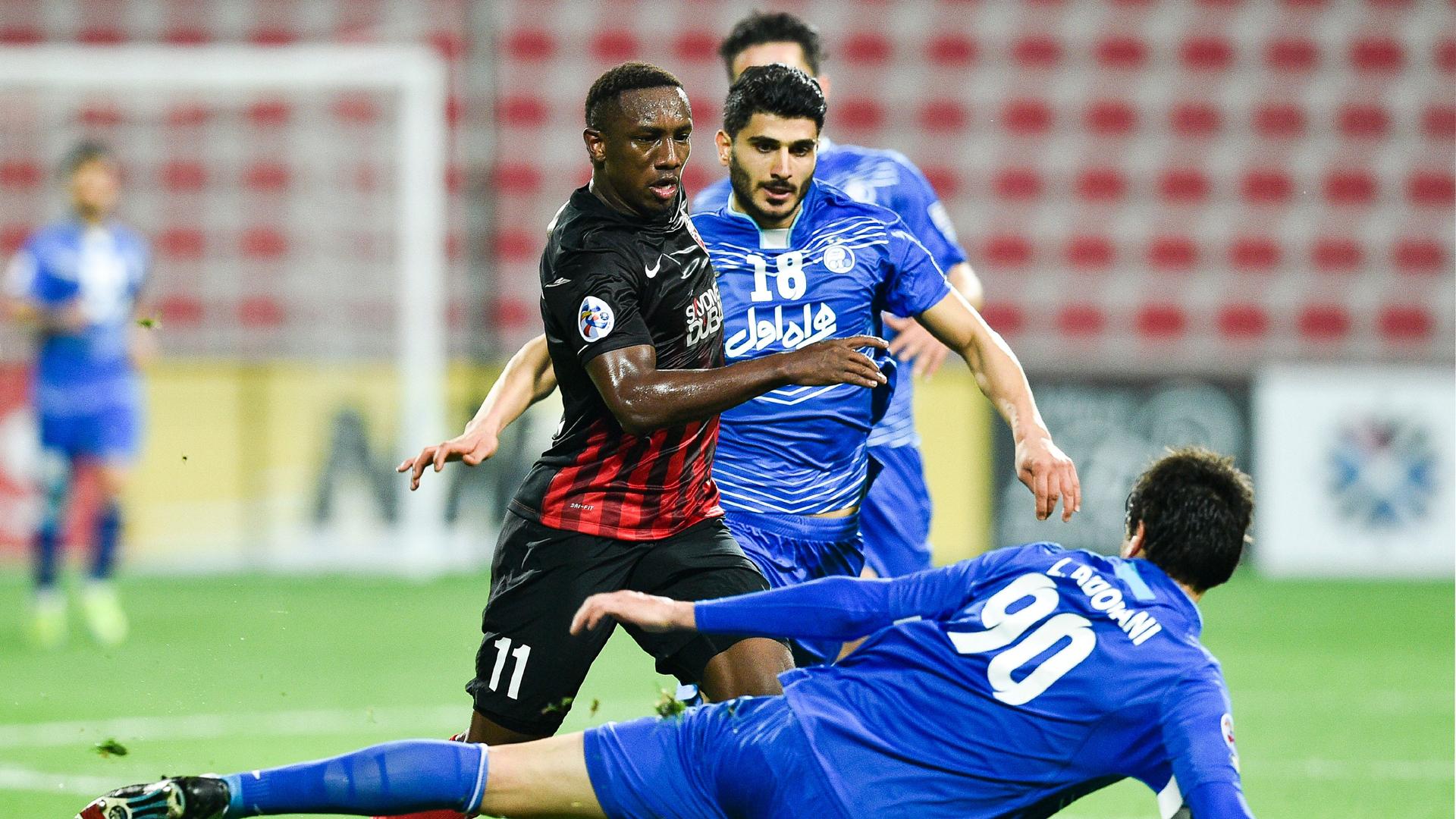 Al-Ahli Esteghlal AFC Champions League 2017