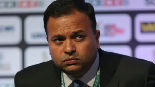 Soccerex 2014 I-League CEO Sunando Dhar
