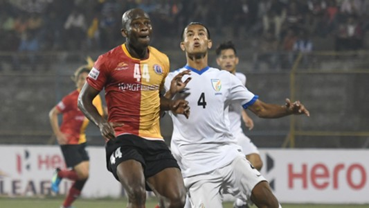 Dudu Omagbemi Anwar Ali East Bengal Indian Arrows I-League 2017/2018