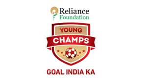 Reliance Foundation Young Champs RYFC Logo