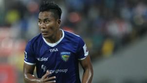 Dhanachandra Singh Chennaiyin FC Atletico de Kolkata ISL season 2
