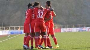 Aizawl FC DSK Shivajians FC I-League 2017