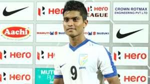 Abhijit Sarkar Gokulam FC Indian Arrows I-League 2017/2018