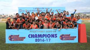 Neroca FC Champions I-League 2nd Division 2017