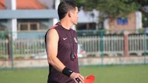 Nicolai Adam India U-16 National Team