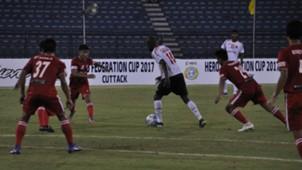 Aizawl FC East Bengal FC Federation Cup 2017