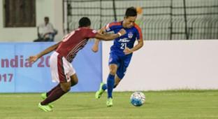 Udanta Singh Bengaluru FC Mohun Bagan Federation Cup Final 2017