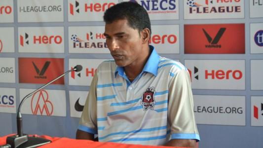 Alfred Fernandes Aizawl FC Churchill Brothers SC I-League 2017