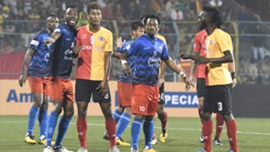 East Bengal Churchill Brothers I-League 2017/2018