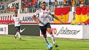 Robin Singh DSK Shivajians FC East Bengal FC I-League 2017
