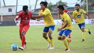Brandon Fernandes Churchill Brothers Mumbai FC I-League 2017