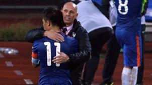 Sunil Chettri Stephen Constantine India Guam FIFA World Cup 2018 qualifying