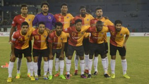 East Bengal squad Federation Cup Semi Final 2017