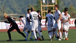 Aizawl FC Shillong Lajong FC I-League 2017/2018