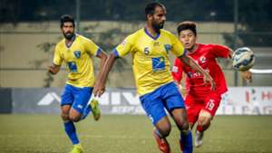 Anwar Ali Mumbai FC Aizawl FC I-League