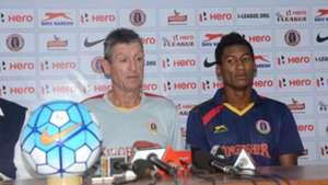 Trevor Morgan East Bengal FC Mumbai FC I-League 2017
