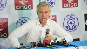 Wim Koevermans Indian National Team