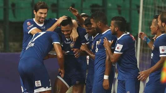 Chennaiyin FC NorthEast United FC ISL season 4 2017/2018