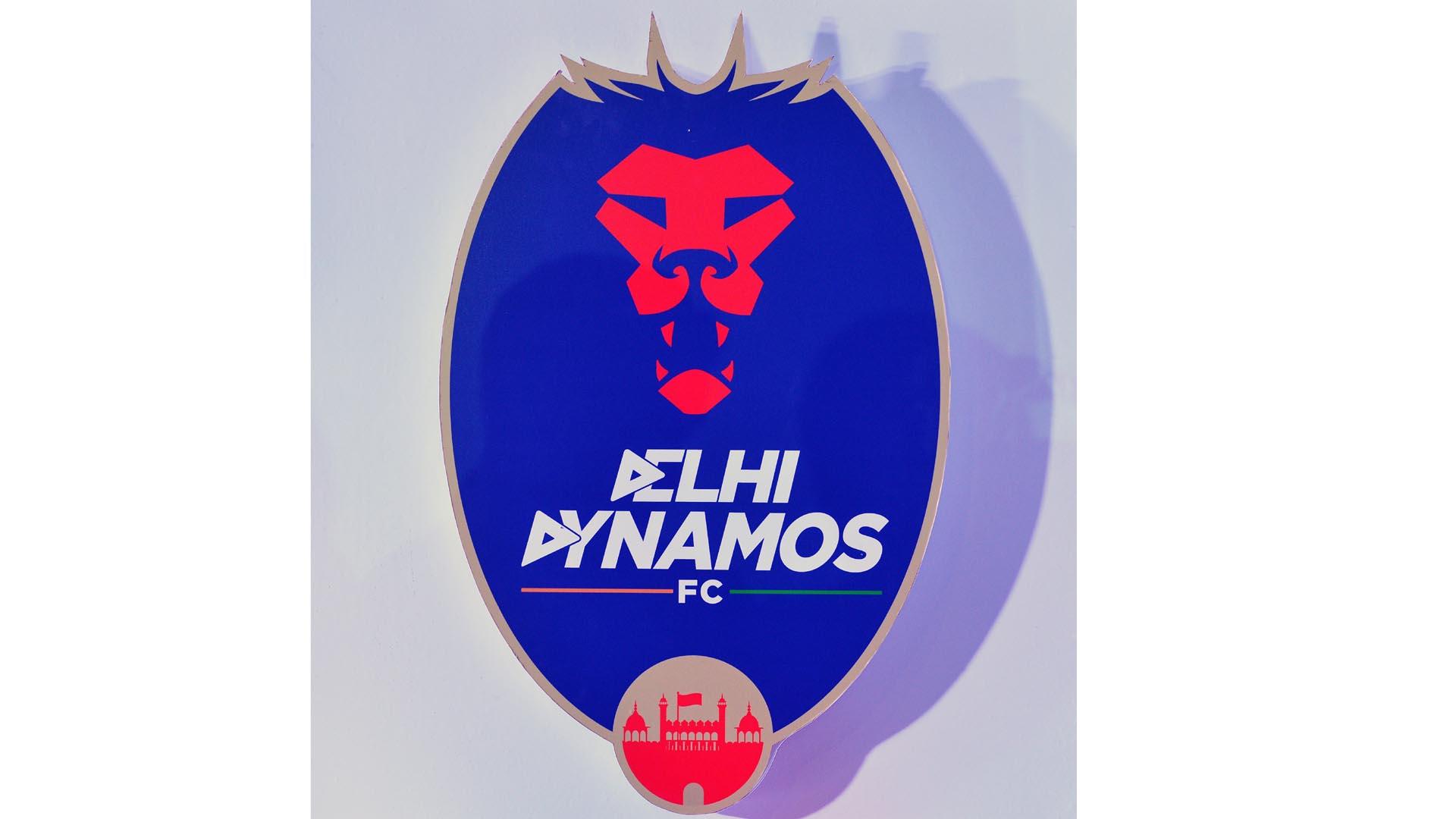 Delhi Dynamos FC New Logo