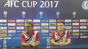 Sanjoy Sen Mohun Bagan AFC Cup 2017