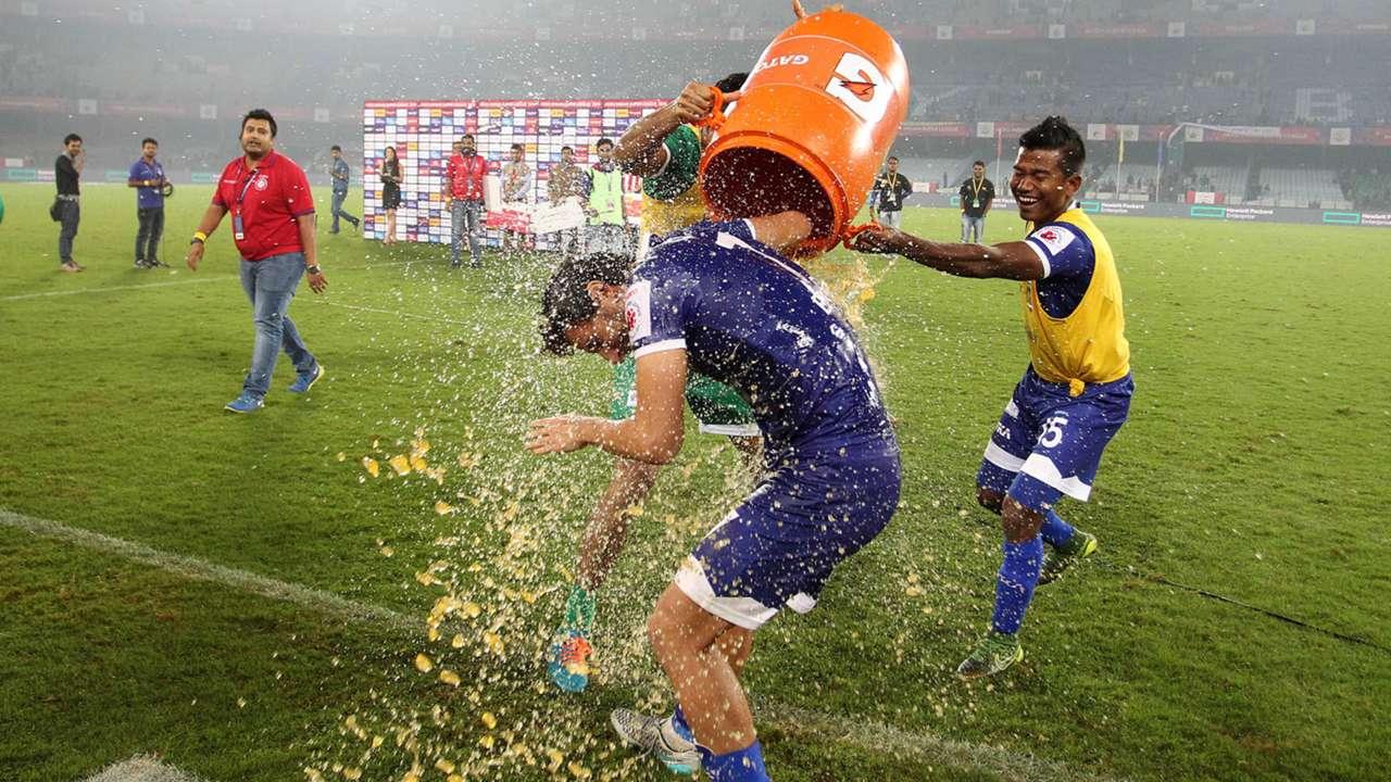 Elano Blumer Atletico de Kolkata Chennaiyin FC ISL season 2