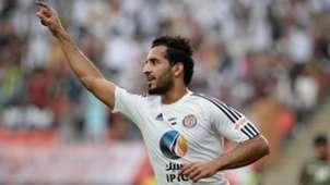 Ali Mabkhout Al Jazira Arabian Gulf League 2017