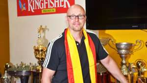 Eelco Schattorie East Bengal I-League